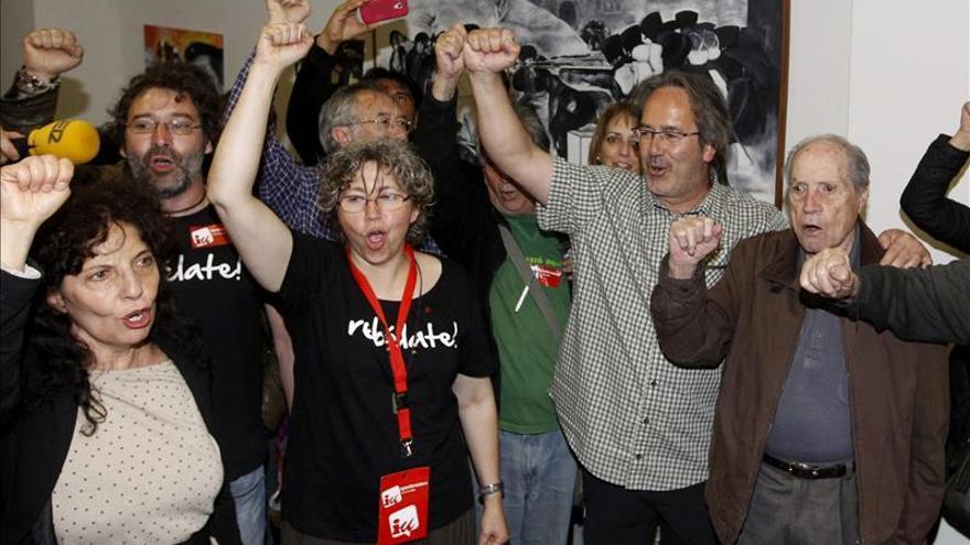 La dirección federal de IU respalda el acuerdo con el PSOE para gobernar en Zamora