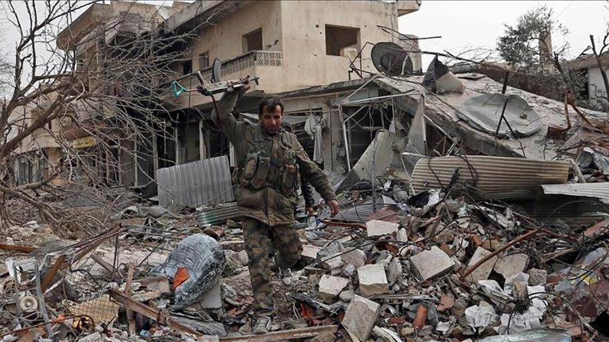 El EI ha sido expulsado de todos los pueblos cristianos sirios de Al Hasaka