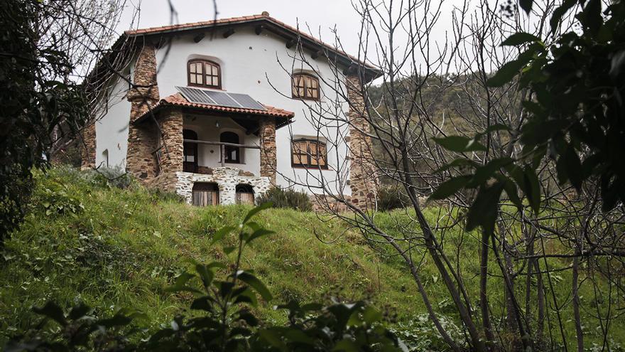 Casa Calabacino.
