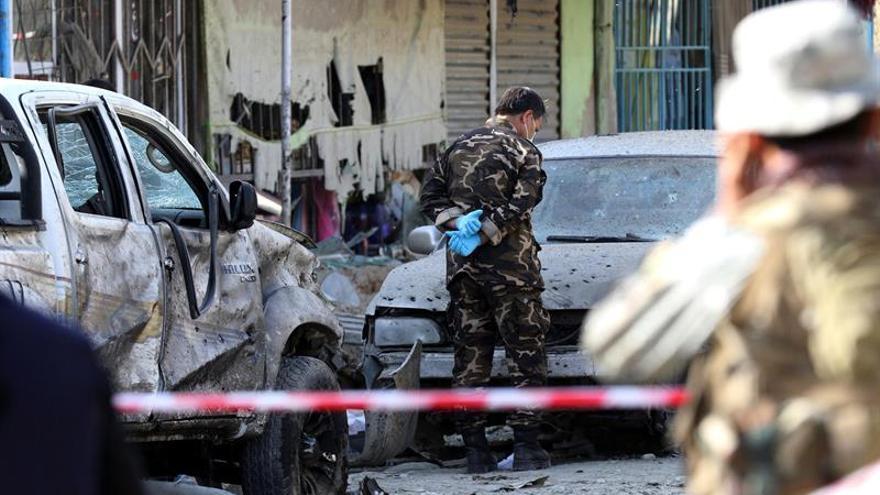 Un grupo de suicidas atacan la sede de Save the Children en el este de Afganistán