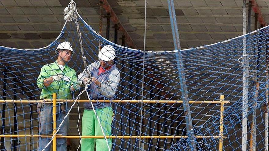 La producción en la construcción cayó un 0,4 % en la UE durante septiembre