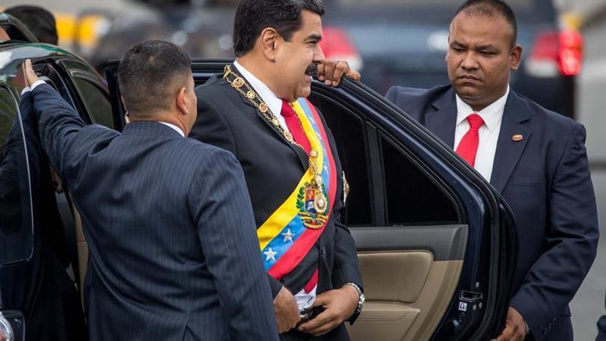 El Gobierno venezolano confirma un atentado contra el presidente Nicolás Maduro