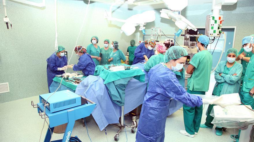 Las intervenciones tuvieron lugar en el Hospital Miguel Servet.