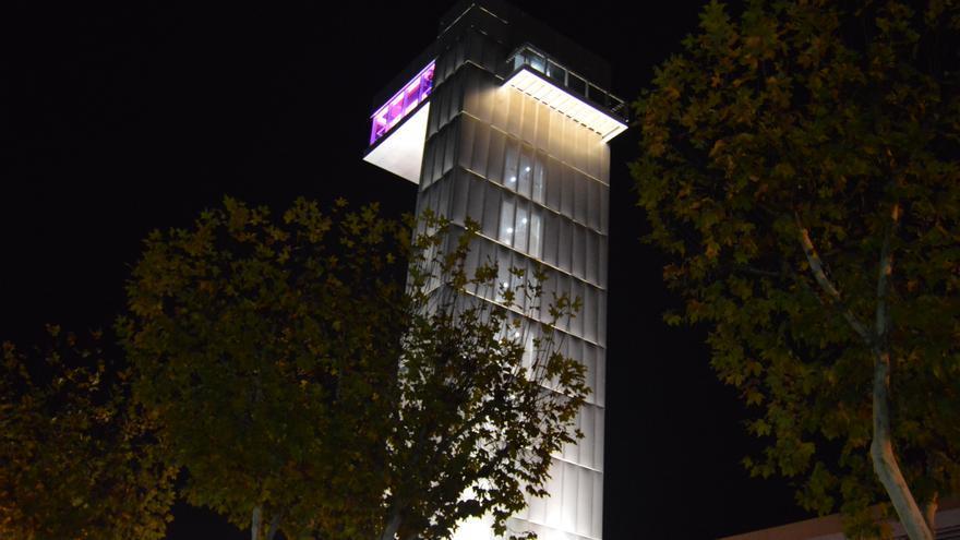 Torre del Vino de Socuéllamos (Ciudad Real), posterior / Foto: Javier Robla