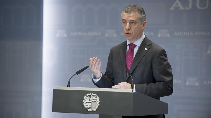 Urkullu exige a Rajoy por escrito las transferencias pendientes, entre ellas, la de la Seguridad Social y Prisiones