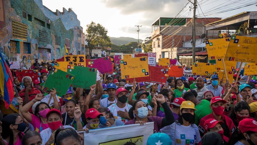 Venezuela, sin cuarentena en la recta final de sus polémicas legislativas