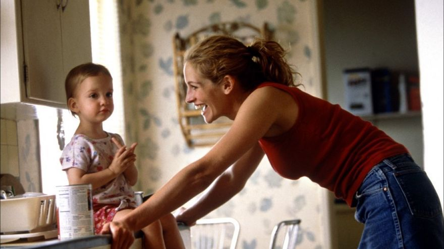 Julia Roberts como Erin Brockovich