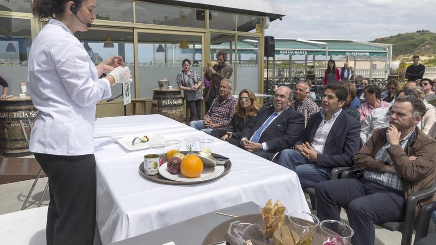 Cantabria se suma al Día Europeo de los Parques Naturales con un showcooking de productos de los espacios naturales