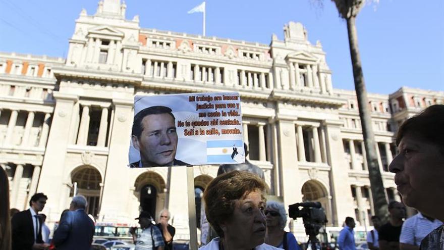 El Supremo argentino remite a la Fiscalía los recursos recibidos en el proceso Nisman