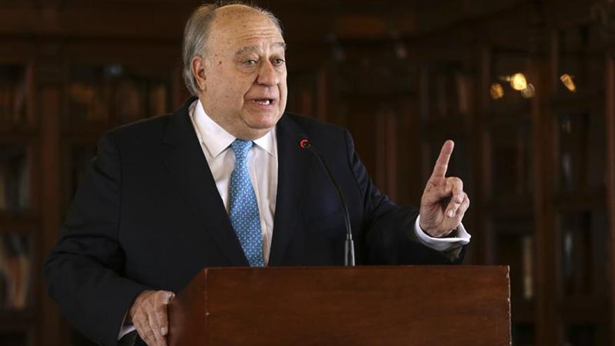 Calderón Berti presenta sus credenciales a Colombia y agradece el apoyo a Venezuela