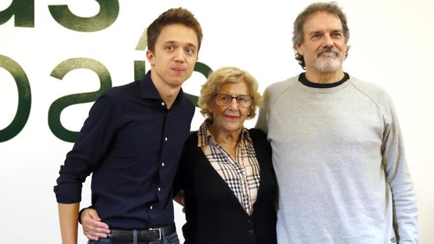 Errejón: Si de Sánchez e Iglesias depende, vamos a terceras elecciones