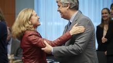 Nadia Calviño pierde la batalla para presidir el Eurogrupo frente al candidato irlandés