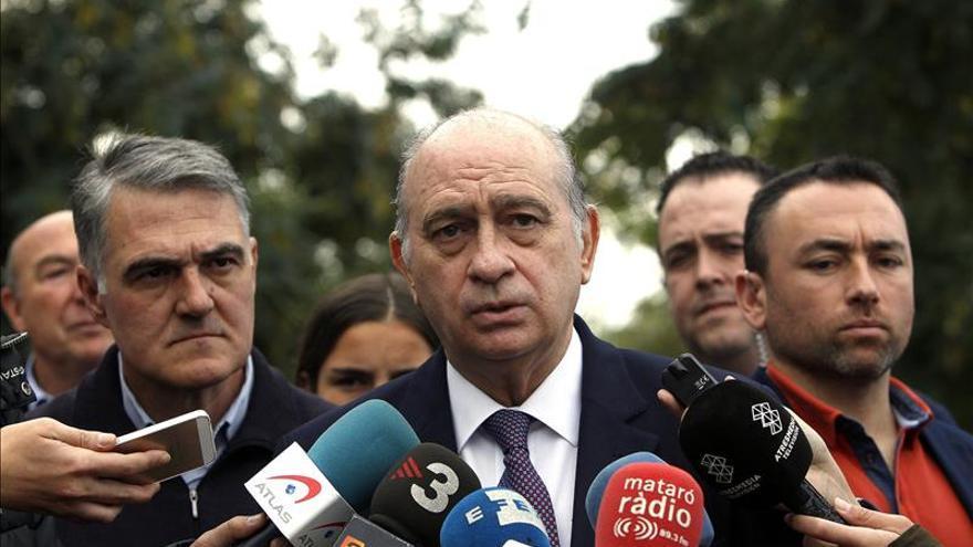 Fernández Díaz emplaza a Convergència a sumarse al pacto antiterrorista