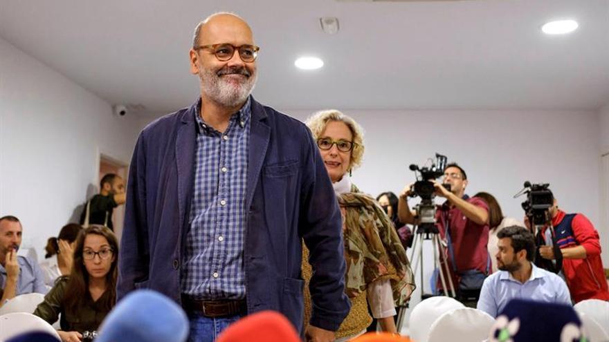 El exvicepresidente del Cabildo de Gran Canaria Juan Manuel Brito.