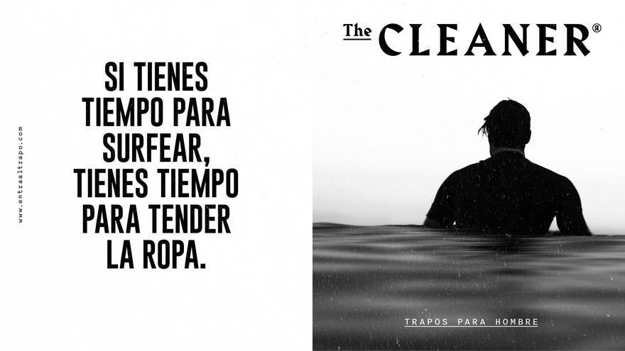 Campaña 'The Cleaner' por la igualdad en el trabajo doméstico