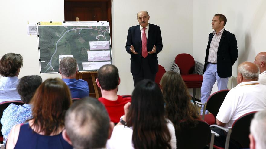 El Gobierno invertirá 625.000 euros en la mejora del acceso a Riosapero