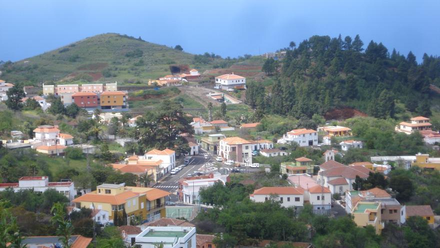 Panorámica de Puntagorda.