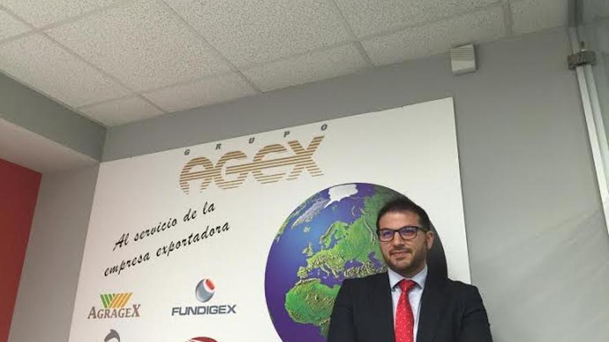 Asier San Millán, directro general del Cluster de la Siderurgia.