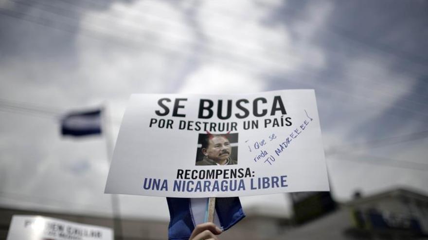 Expertos de la ONU piden al Gobierno nicaragüense el cese inmediato de la violencia