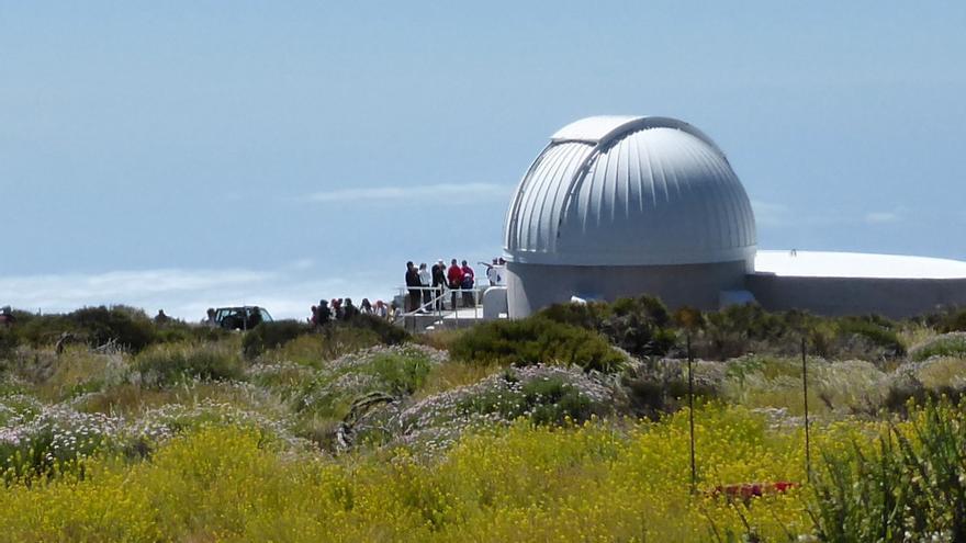 Obsrvatorio Astrofísico de Izaña, Tenerife