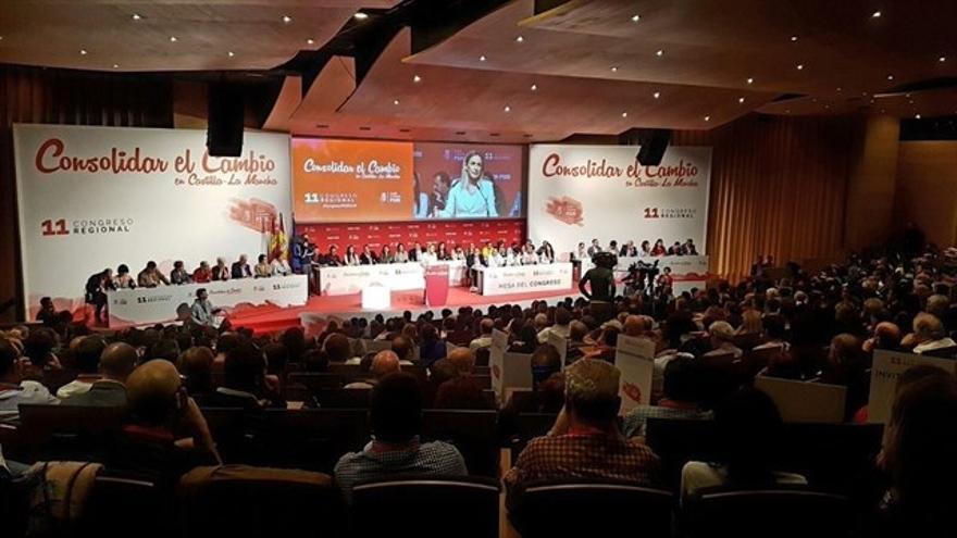 XI Congreso del PSOE de Castilla-La Mancha