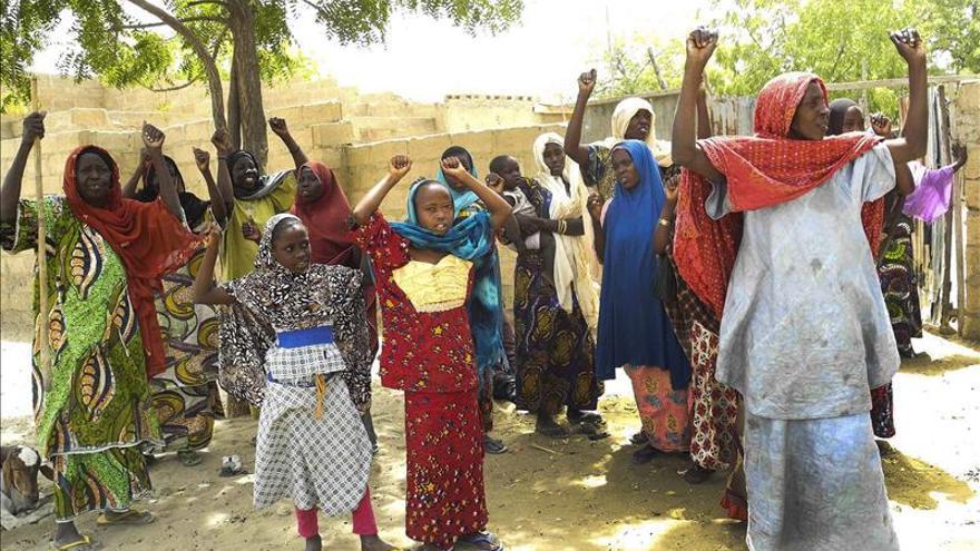 Dibujar a Boko Haram para ahuyentar los traumas de la violencia