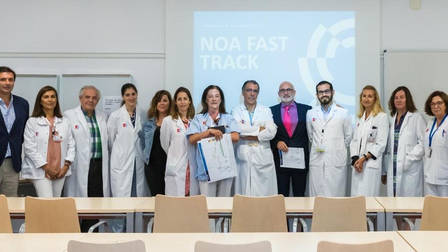 Valdecilla desarrolla un programa pionero de neurocirugía oncológica ambulatoria