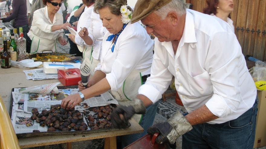 Fiestas populares del otoño malagueño.