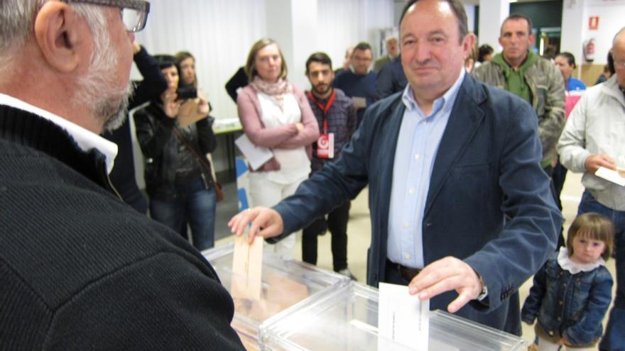 """Sanz reclama participación """"masiva"""" y que se vote """"pensando en el futuro de La Rioja"""""""