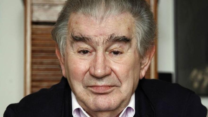 El poeta Antonio Gamoneda. Foto: leonnoticias.com