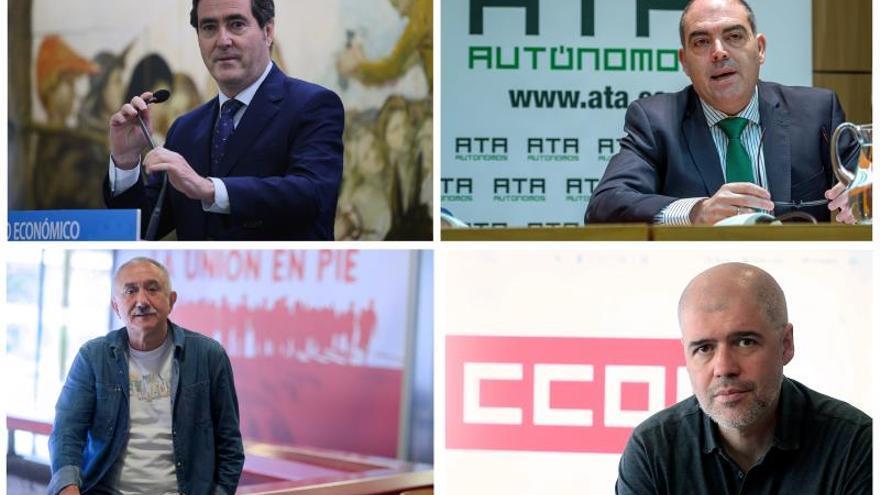 ¿Por dónde empezar la reconstrucción del país? El mundo económico responde