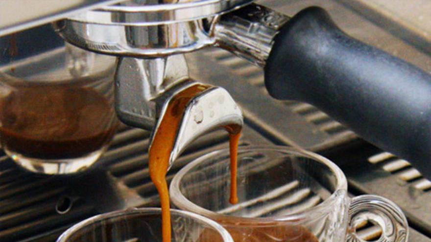 Café espresso. Foto: Mark Prince
