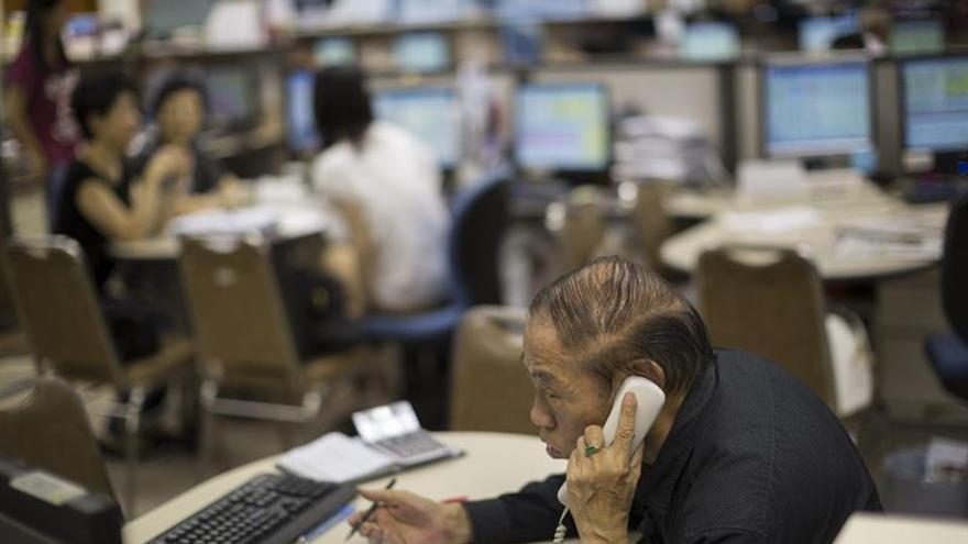 La Bolsa de Hong Kong no operó por festivo