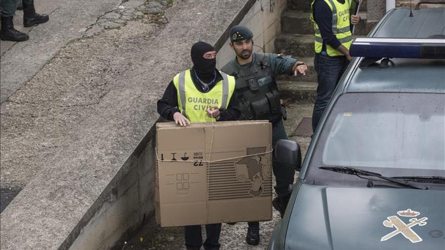 El Ayuntamiento de Otxandio pide amparo al lehendakari tras las detenciones