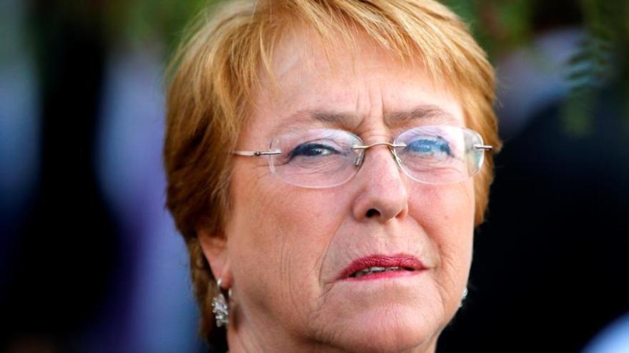 Bachelet pone el aborto como ejemplo de la reducción en brecha de género en Chile
