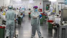 Caen las muertes por coronavirus en Madrid con 172 más