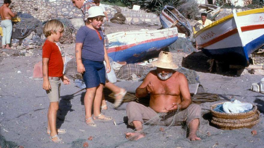 'Verano azul' no terminaba con la muerte de Chanquete, pero su último episodio no se pudo rodar