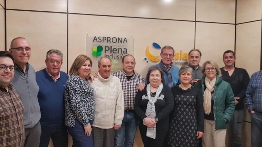 Junta Directiva de Asprona