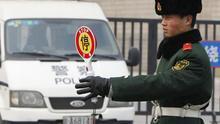 La policía china multará a los peatones infractores mediante mensajes de texto