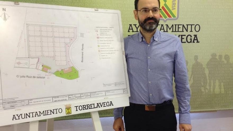Torrelavega contará con 45 nuevos huertos ecológicos en el Barrio Covadonga