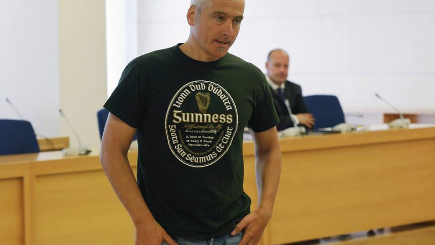 Archivo - El 30% de etarras acercados tienen delitos de sangre y lejos de Euskadi quedan 'Txapote', Olarra Gudiri o los de la T-4