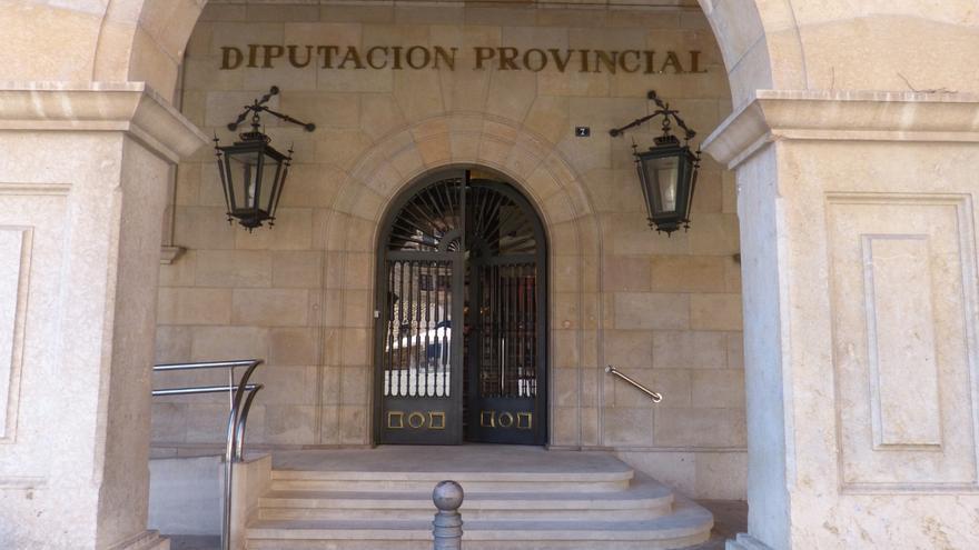 Archivo - Sede de la Diputación Provincial de Teruel.
