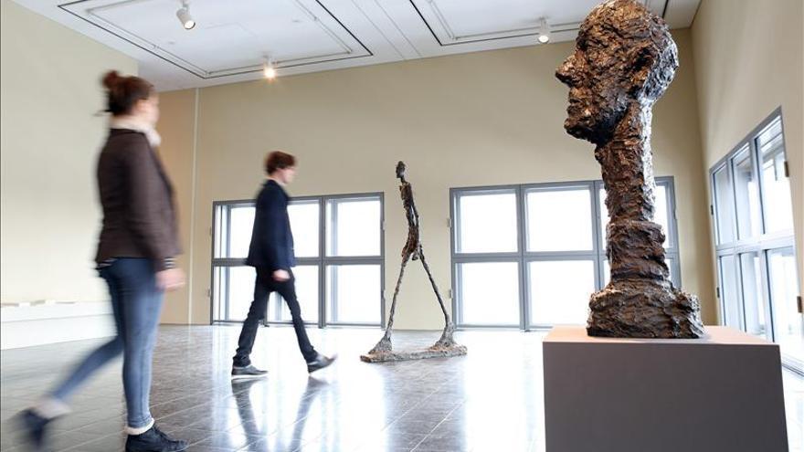 El Guggenheim reflexiona sobre el papel del arte abstracto de entreguerras