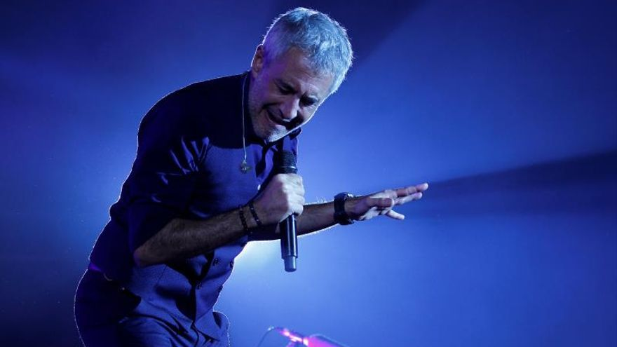 Sergio Dalma celebra 30 años de carrera con un disco de grandes éxitos