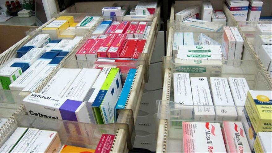 El gasto en medicamentos del SCS  en La Palma supera los dos millones  en diciembre