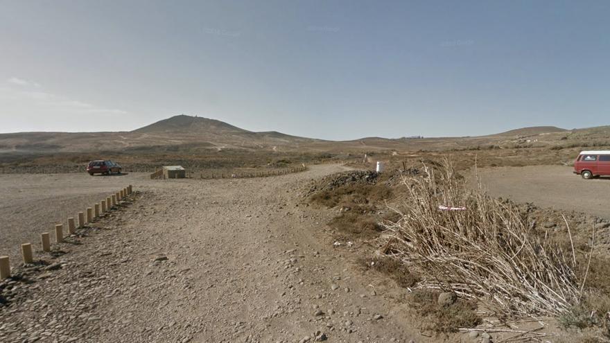Entorno de la Playa de Vargas.