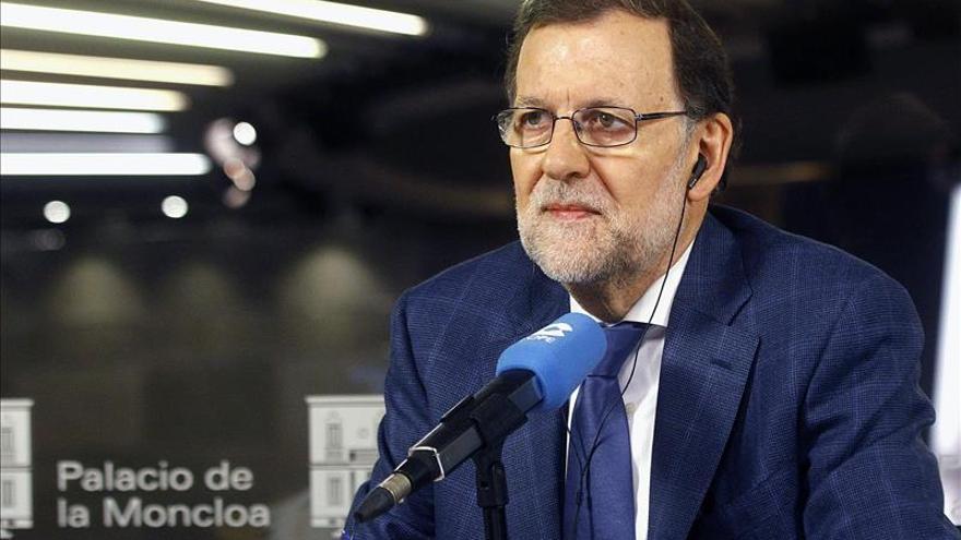 Mariano Rajoy, presidente en funciones del Gobierno.
