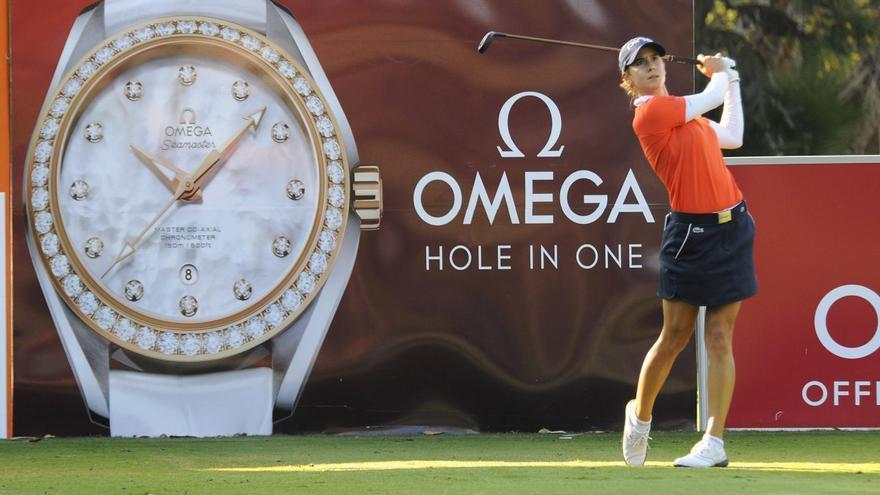 La malagueña Arahara Muñoz quiere repetir triunfo en el Open de España