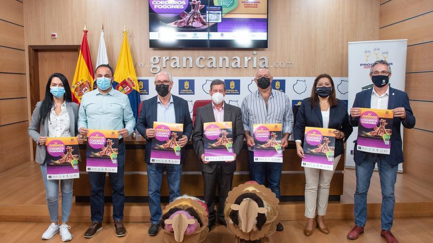 Más de 30 restaurantes en Gran Canaria serán la sede múltiple de las Jornadas 'Entre corderos y fogones'