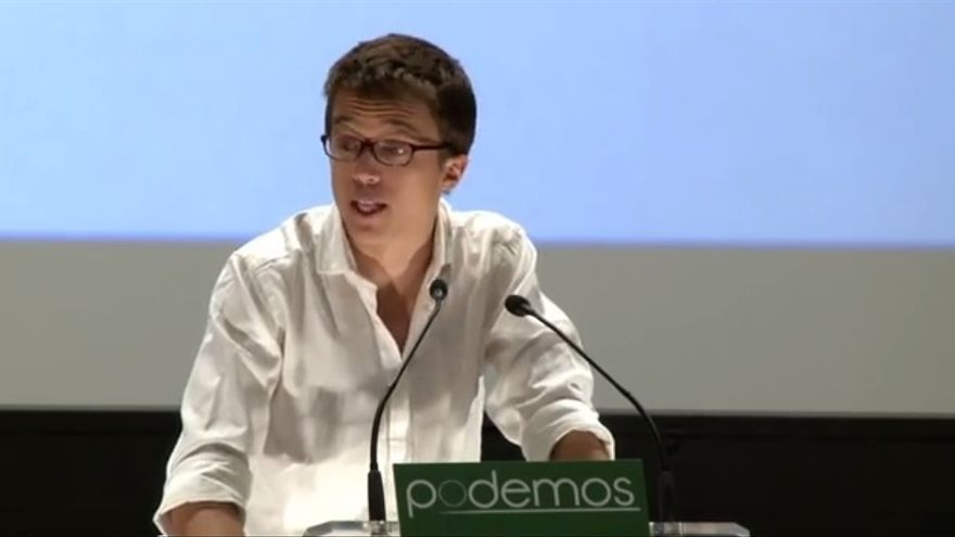 El responsable de la campaña de Podemos